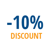 10 discount