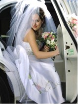 limo 10 seats wedding 3